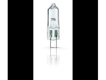 Halogenlampa Philips Focusline, 50W, G6.35, 2-pack, NY