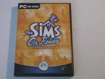 PC-SPEL  SIMS 2 ON HOLIDAY