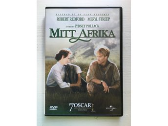 Mitt Afrika DVD - Enskede - Mitt Afrika DVD - Enskede