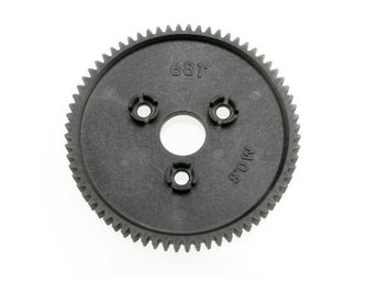 #3961-TRAXXAS Spur gear, 68-tooth (0.8 metric pitch, compatible with 32-pitch)