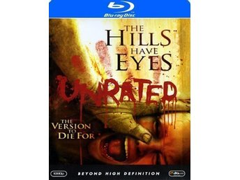 Hills Have Eyes (Unrated) (Blu-ray) i NYSKICK