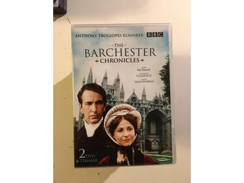 The Barchester chronicles/2 disc/Alan Rickman/Donald Pleasence/Nigel Hawthorne