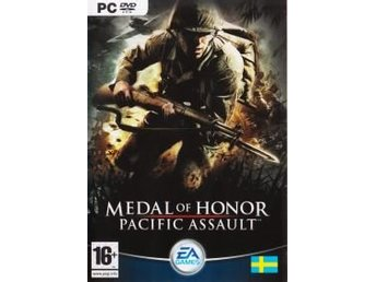 PC - Medal of Honor: Pacific Assault (Beg)