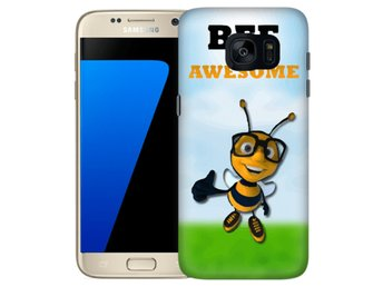 Samsung Galaxy S7 Skal Bee Awesome