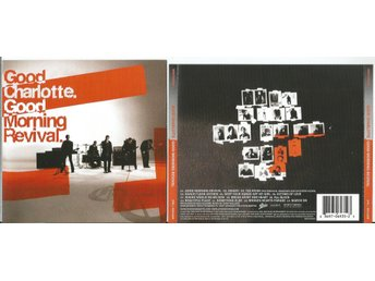 GOOD CHARLOTTE - GOOD MORNING REVIVAL (CD 2007)