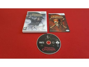 PIRATES OF THE CARIBBEAN AT WORLD'S END till Nintendo Wii