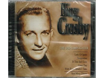 The Old Lamplighter - Bing Crosby