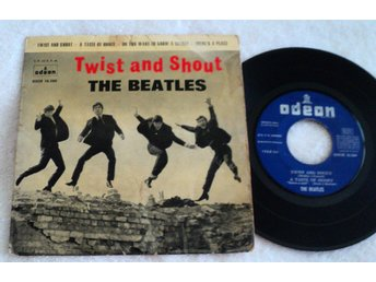 The Beatles / Twist and Shout / DSOE 16.560