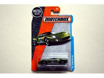 Matchbox - Ford GT-40