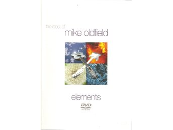 DVD-Mike Oldfield-The Best Of-Elements-Fint Skick