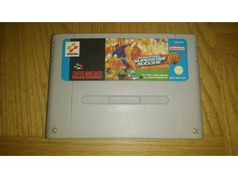 Super Nintendo/SNES: International Superstar Soccer ISS Deluxe (EUR)