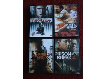 Prison Break , Säsong 1-4