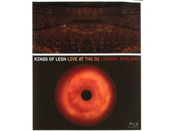 Kings of Leon: Live at the O2 Arena (Beg)