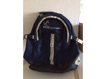Liten Sebago ryggsäck (typ skolryggsäck) (373718993) ᐈ Köp