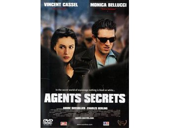 Agents Secrets (Vincent Cassel, Monica Bellucci)