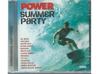 POWER SUMMER PARTY - 2001