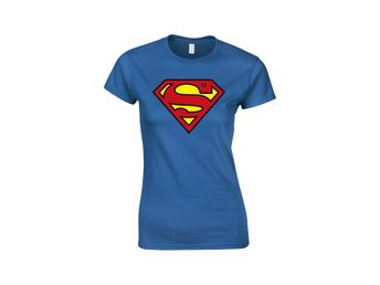 SUPERMAN - LOGO Skinny Colour Polybag - Medium