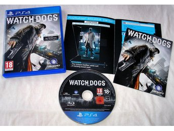 Watch Dogs (PS4) - Bollnäs - Watch Dogs (PS4) - Bollnäs