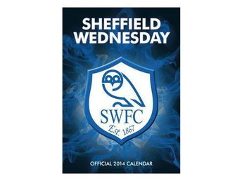 Sheffield Wednesday Väggkalender 2014