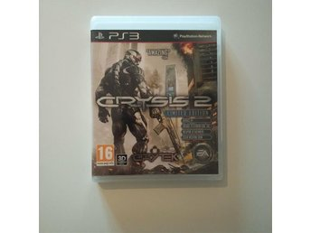 Crysis 2 Limited Edition - Playstation 3