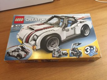 Roadster - Lego Creator set 4993