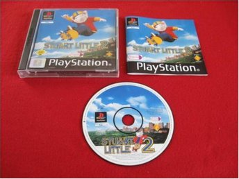 STUART LITTLE 2 till Sony Playstation PSone