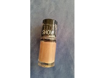 Nagellack Maybelline Nude i färg 227 In your flesh