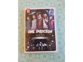 "DVD One Direction ""Up all night"" The Live Tour"