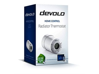 Devolo Home Control Radiator Thermostat