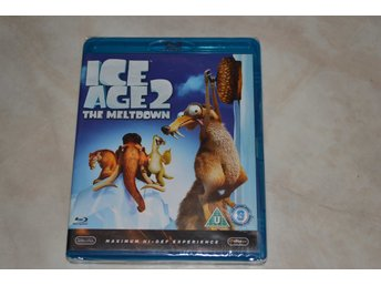 Ice Age 2 The Meltdown (2006) Film Bluray Nyskick