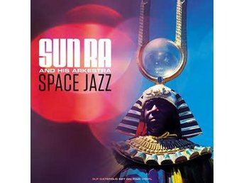 Sun Ra: Space jazz (Pink) (3 Vinyl LP)