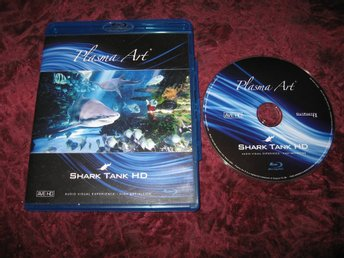 PLASMA ART SHARK TANK HD BLU-RAY