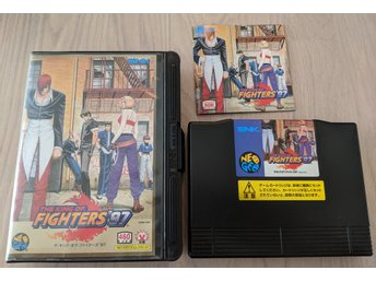 King of Fighters 97  -[ NEO GEO ]-    AES