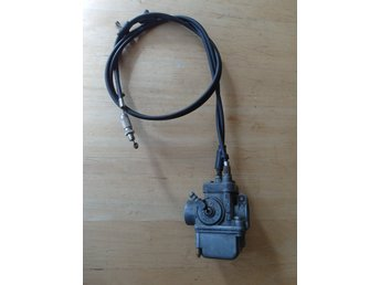 Zundapp / m.fl orginal Bing förgasare 15mm / carburetor
