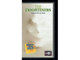 VHS - The frighteners - ingen ro för de elaka