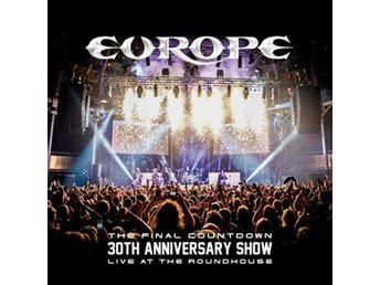 Europe: The final countdown (30th anniversary) (Blu-ray + 2 CD)