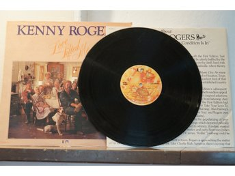 Kenny Rogers - Love Lifted Me  -  LP (Vinyl)