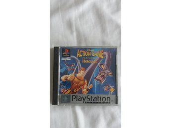 PS1 - DISNEYS ACTION GAME FEATURING HERCULES