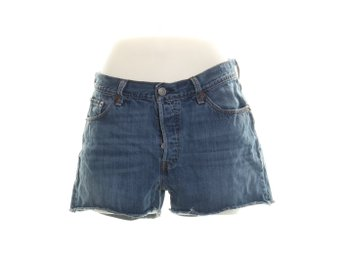 Levi Strauss & Co, Shorts, Blå