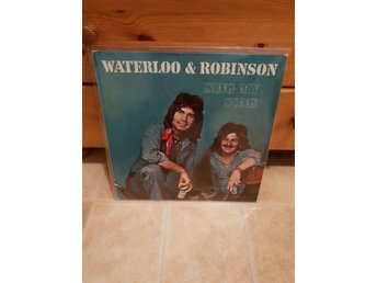 Waterloo & Robinson Sing My Song Vinyl 33