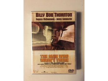 The Man who wasnt there/2-disc/Billy Bob Thornton/Frances McDormand