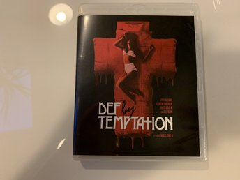 Def by Temptation (Vinegar Syndrome, US Import, Regionsfri)