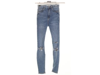 Perfect Jeans Gina Tricot, Jeans, Strl: 34, Gina, Blå