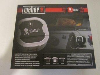 Weber iGrill 2 Helt Ny (357441776) ᐈ Köp på Tradera