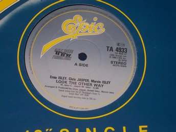 ERNIE ISLEY, CHRIS JASPER, MARVIN ISLEY -LOOK THE OTHER WAY