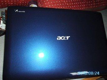 Acer 6530G TVÅ KÄRNOR 2,0 16 TUM 2 ST HÅRDISKAR PÅ 320 GB ST - Brastad - Acer 6530G TVÅ KÄRNOR 2,0 16 TUM 2 ST HÅRDISKAR PÅ 320 GB ST - Brastad