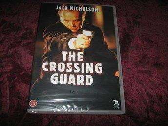 THE CROSSING GUARD (JACK NICHOLSON,DAVID MORSE) DVD NY INPLASTAD - Katrineholm - THE CROSSING GUARD (JACK NICHOLSON,DAVID MORSE) DVD NY INPLASTAD - Katrineholm