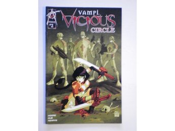 US Anarchy - Vampi Vicious Circle # 2