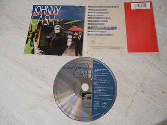 Cd Johnny Cash - The Mystery Of Life !!!!!