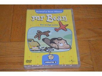Mr Bean - Vol 3 - DVD INPLASTAD - Töre - Mr Bean - Vol 3 - DVD INPLASTAD - Töre